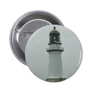 Cape Elizabeth Light Pinback Button