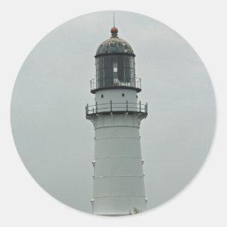 Cape Elizabeth Light Stickers