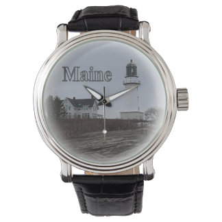 Cape Elizabeth Maine Wrist Watch