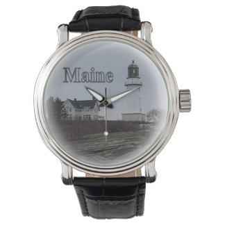 Cape Elizabeth Maine Wrist Watch
