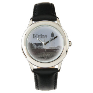 Cape Elzabeth Maine Wrist Watch
