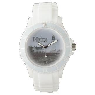 Cape Elzabeth Maine Wrist Watch