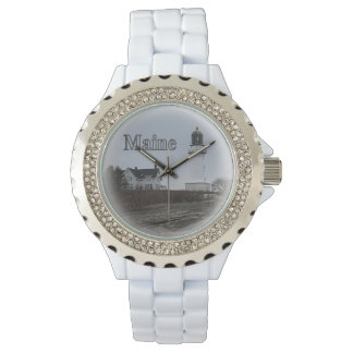 Cape Elzabeth Maine Wristwatch