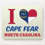 Cape Fear, North Carolina Mousepad