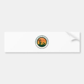 Cape Fear Outfitters Logo Bumper Sticker