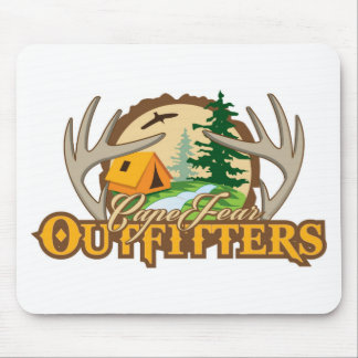 Cape Fear Outfitters Mouse Pad