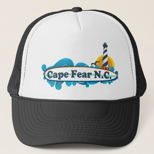 Cape Fear. Trucker Hat