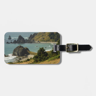 Cape Ferrelo, Vista, Ocean, Sea Stacks, Cove Bag Tag