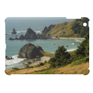 Cape Ferrelo, Vista, Ocean, Sea Stacks, Cove iPad Mini Covers