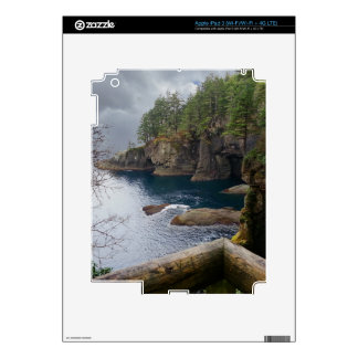 Cape Flattery Olympic National Park Decal For iPad 3