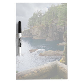 Cape Flattery Olympic National Park Dry Erase Board