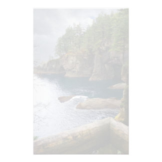 Cape Flattery Olympic National Park Stationery
