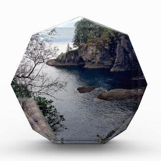 Cape Flattery Olympic Peninsula - Washington Acrylic Award