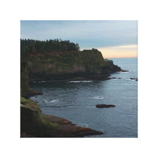 Cape Flattery Olympic Peninsula - Washington Canvas Print