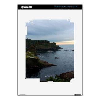 Cape Flattery Olympic Peninsula - Washington Decal For iPad 3