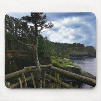 Cape Flattery Olympic Peninsula - Washington Mouse Pad