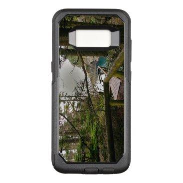 Beach Themed Cape Flattery Olympic Peninsula - Washington OtterBox Commuter Samsung Galaxy S8 Case