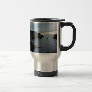 Cape Flattery Olympic Peninsula - Washington Travel Mug