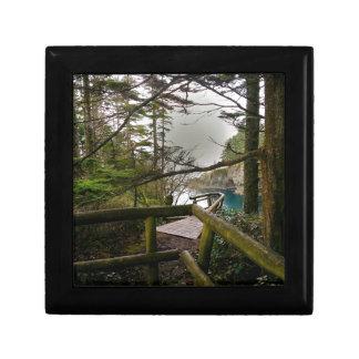 Cape Flattery Trail Olympic Peninsula Gift Box