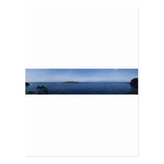 Cape Flattery WA Panoramic Photo Scene Ocean Sea Post Cards