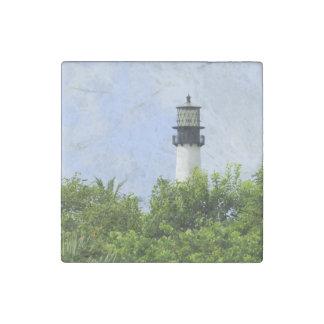 Cape Florida Light Stone Magnet