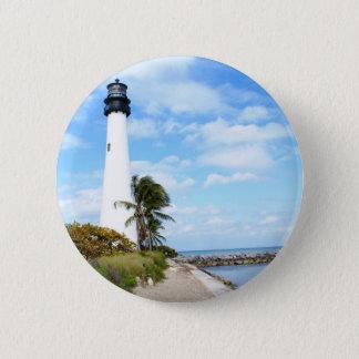 Cape Florida Lighthouse Button