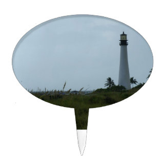 Cape Florida Lighthouse Cake Picks