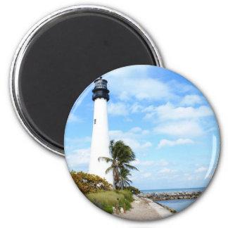 Cape Florida Lighthouse Magnet