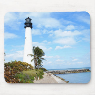 Cape Florida Lighthouse Mouse Pad