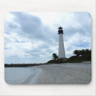 Cape Florida Lighthouse Mouse Pad