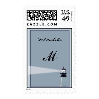 Cape Florida Lighthouse Stamp