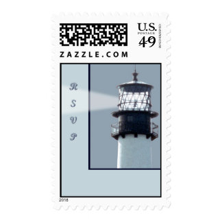 Cape Florida Lighthouse Postage Stamps