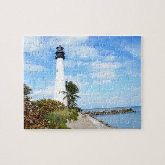 Cape Florida Lighthouse Puzzle