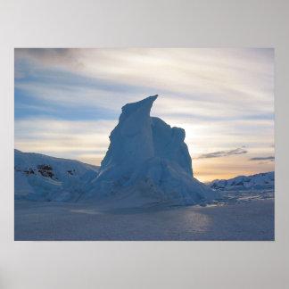 Cape Hallet, Antarctica Posters