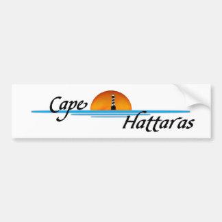 Cape Hattaras Bumper Sticker