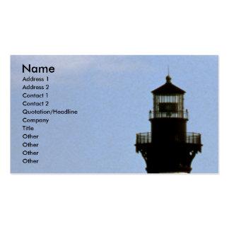 Cape Hatteras Business Card