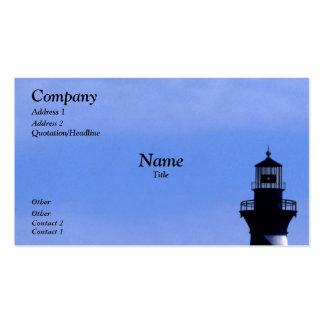 Cape Hatteras Business Card Templates