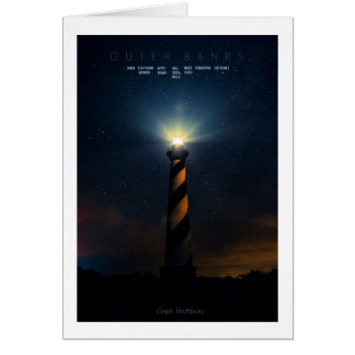 Cape Hatteras. Greeting Cards