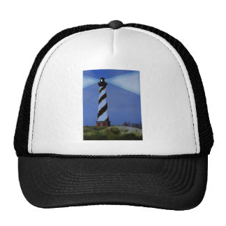 Cape Hatteras Holiday Lights Mesh Hats