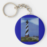 Cape Hatteras Holiday Lights Key Chains