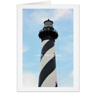Cape Hatteras Light. Cards