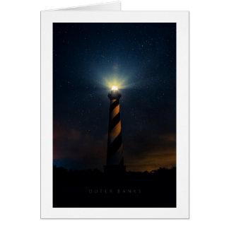 Cape Hatteras Light. Card