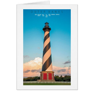 Cape Hatteras Light. Greeting Cards