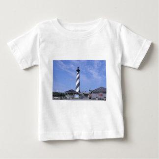 cape hattera's light house nc baby T-Shirt