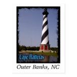 Cape Hatteras Light House Post Card