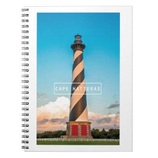 Cape Hatteras Light. Notebook
