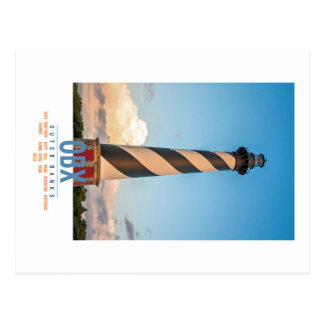 Cape Hatteras Light. Postcard