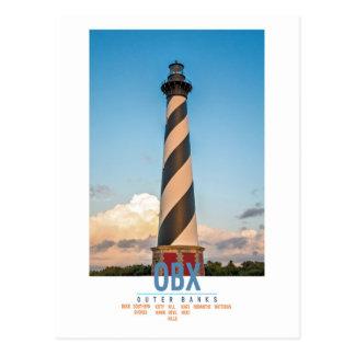 Cape Hatteras Light. Postcard