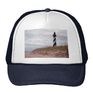 Cape Hatteras Lighthouse Trucker Hat