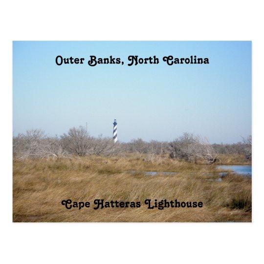Cape Hatteras Lighthouse #1 OBX Postcard